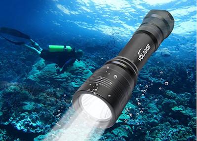 Unterwasser-Taschenlampe - Volador 1000 Lumen