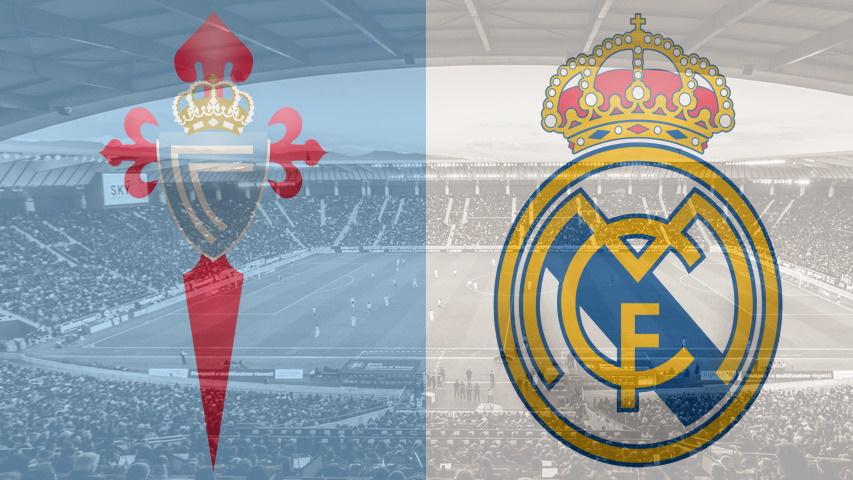 بث مباشر مباراة ريال مدريد وسيلتا فيجو