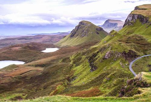 Ilha de Skye – Escócia