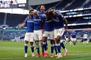 Everton vs Tottenham Hotspur Preview and Prediction 2021