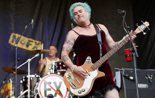 Fat Mike NoFX. PunkMetalRap.com