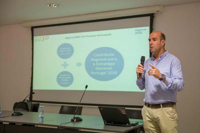 Olhão recebeu reunião da Investalgarve
