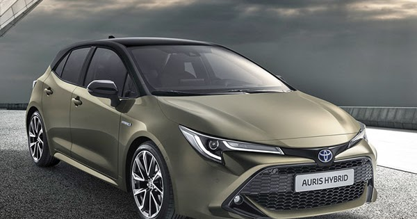 burlappcar more pictures of the new 2019 toyota auris. Black Bedroom Furniture Sets. Home Design Ideas