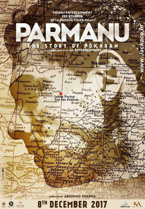 Parmanu The Story Of Pokhran First Look Poster 1