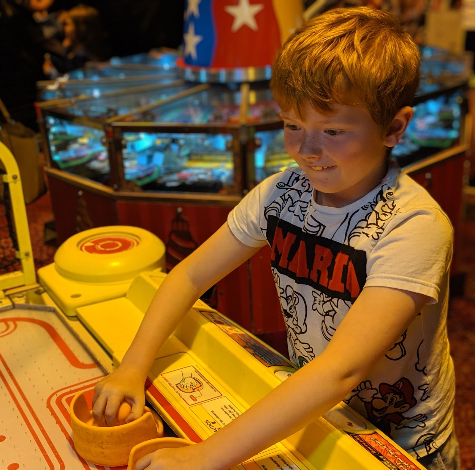 An A-Z Guide to Coral Island, Blackpool  - Ultimate Air Hockey