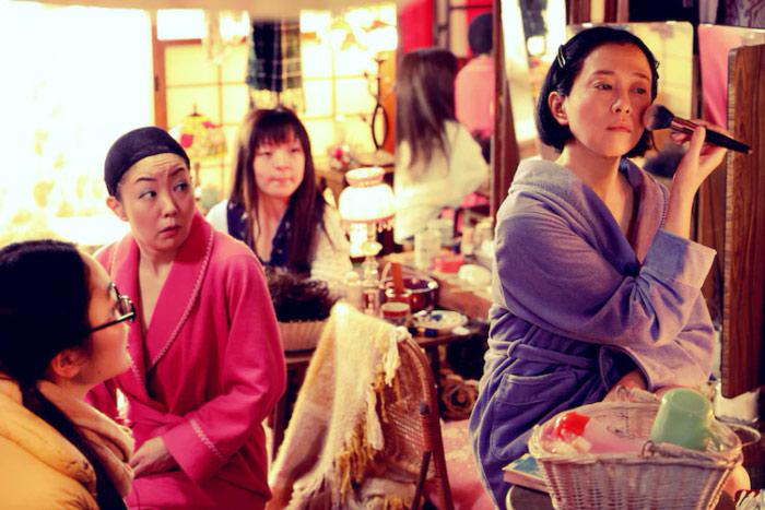 Brothers in Brothel (Haru wo Uru Hito) film - Jiro Sato