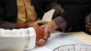 Contoh Lafal Ijab Kabul/Qabul Yang Benar ( Bahasa Arab )