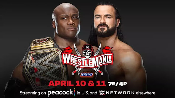 Date WWE Wrestlemania 37  roman reigns fight wwe