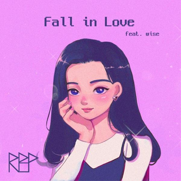 REALBITZ – Fall in love (feat. Wise) – Single