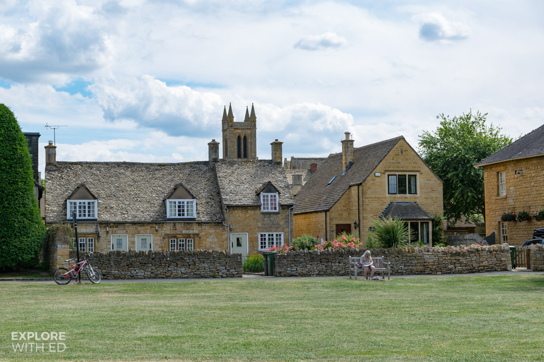 Quintessential Cotswold Houses in Broadway