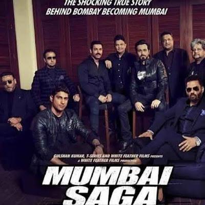 Mumbai Saga Star Cast Name