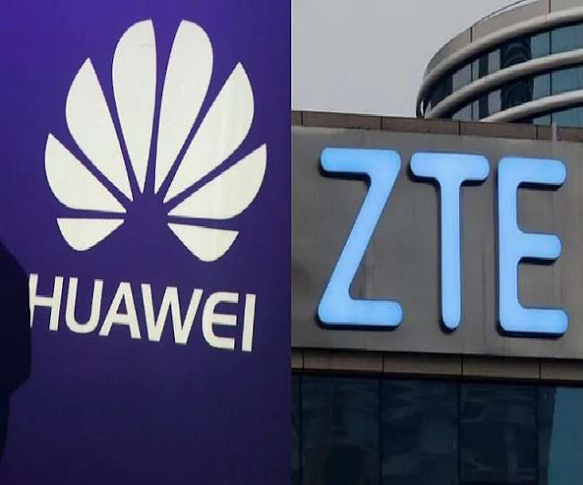 Why US prohibits Chinese company Huawei and ZTE's business