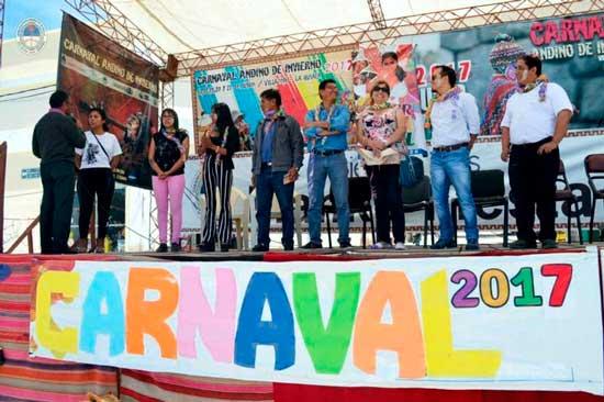 Apertura de Jujuy en Carnaval se realizó en La Quiaca