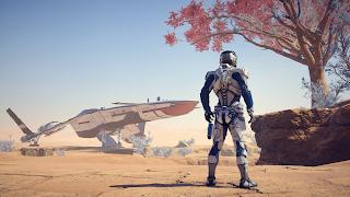 Mass Effect Andromeda Mac Wallpaper