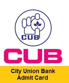 City union bank admit card 2017 | download clerk po so manager.