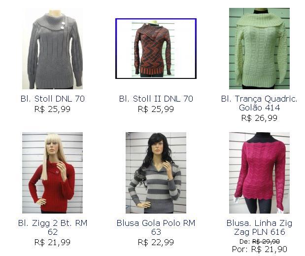 Moda Online Atacadão de Roupas Online. 4982d6dddf6d2
