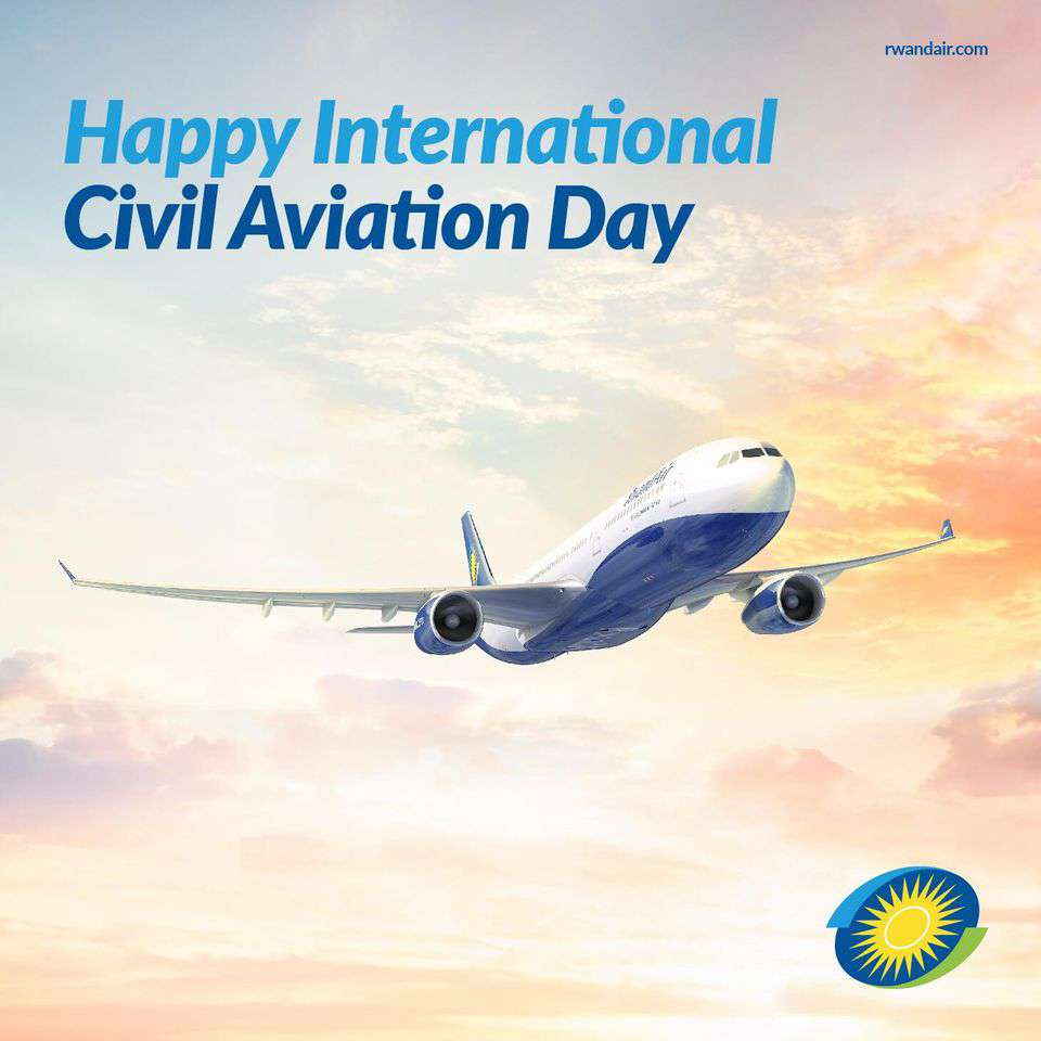 International Civil Aviation Day Wishes Beautiful Image
