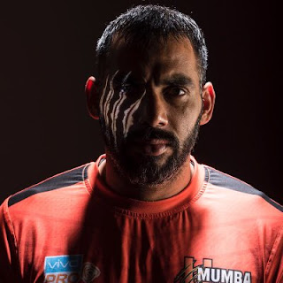 Anup Kumar kabaddi player, wife, pro kabaddi, family, information, information in marathi, photos, age, wiki, biography