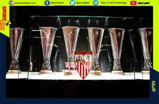سجل بطولات اشبيلية الاسباني,نادي إشبيلية الإسباني,الدوري الإسباني لكرة القدم,إنجازات وألقاب إشبيلية,جميع بطولات و ألقاب,كرة القدم,أطول فترات الغياب عن الألقاب,كأس السير الاسباني,إشبيلية,السوبر الاسباني,كأس السوبر الاسباني,الدوري الاسباني,برشلونة واشبيلية اليوم,ميسي ضد اشبيلية,برشلونة اشبيلية,اشبيلية