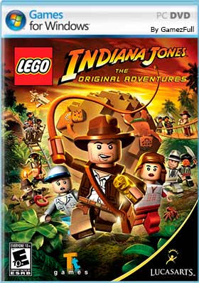 LEGO Indiana Jones The Original Adventures PC Full Español