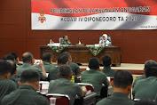 Pangdam IV/Diponegoro: Pejabat Keuangan Harus Kuasai Kinerja Sesuai Aturan TNI