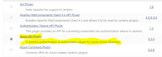 Azure AD Plugin