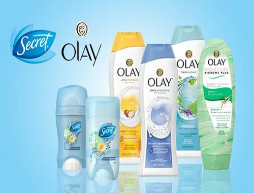 Bzzagent Olay Bodywash and Secret Deodorant Campaign.