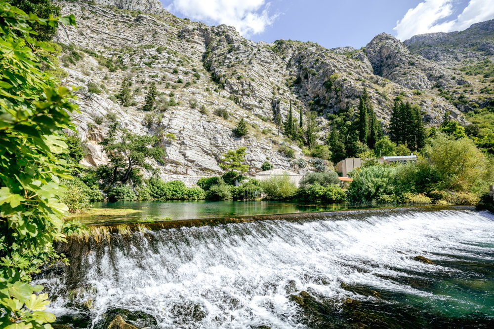 Ombla river