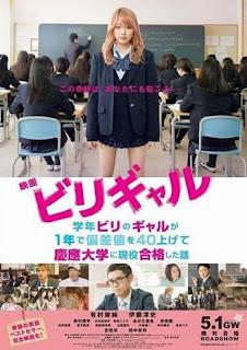 Sinopsis Tentang Film Flying Colors (Film Jepang)