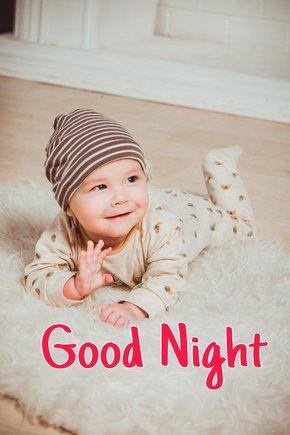 Good Night Babies Images