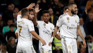 Prediksi Skor Valencia vs Real Madrid 16 Desember 2019
