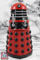 Custom TV21 Red Dalek Leader 03