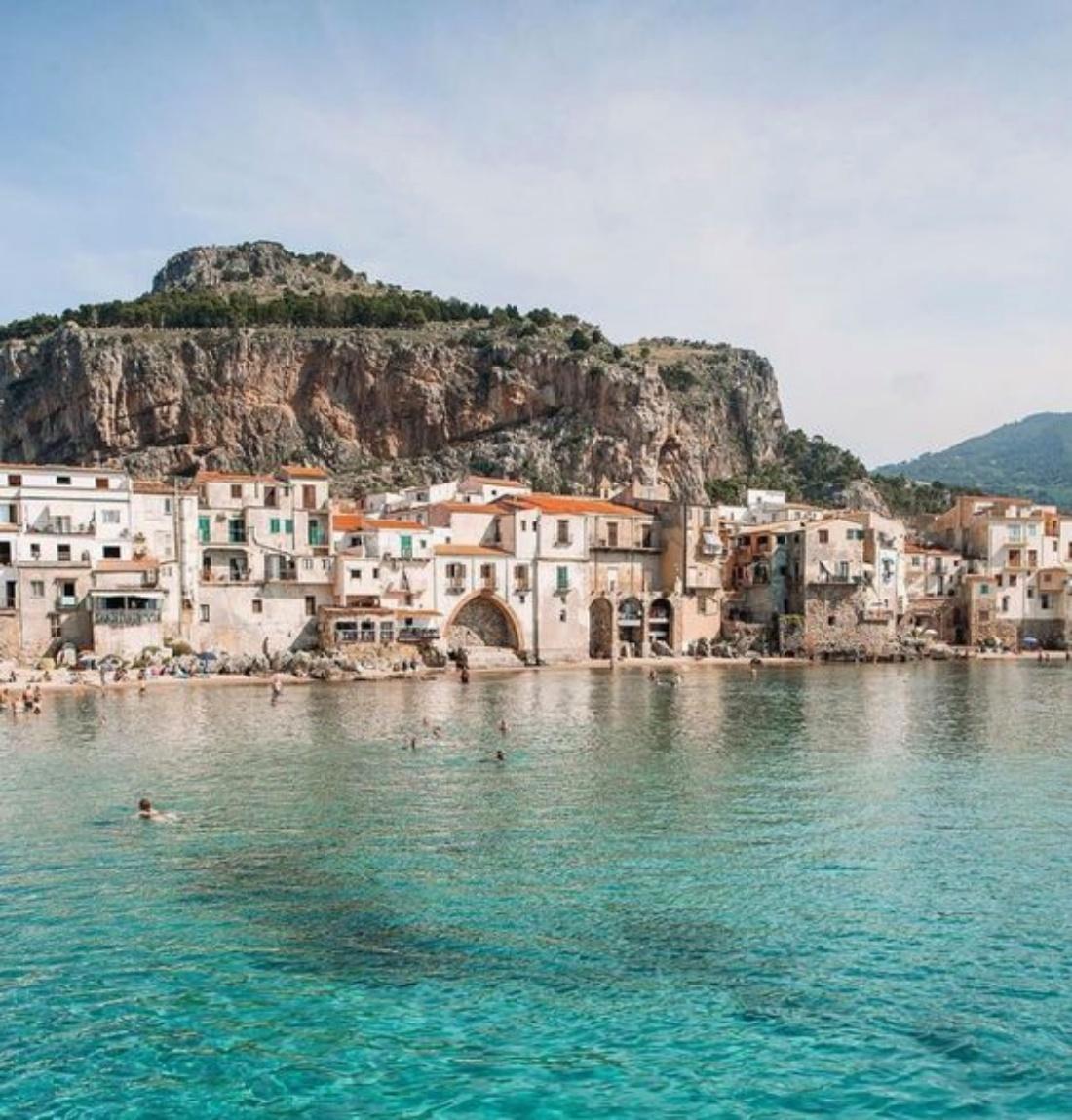 Cuando viaje a... Sicilia