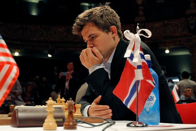 Magnus Carlsen lidera el Bilbao Chess 2016
