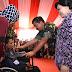 Panglima TNI Hadiri Karya Bakti Dan Bakti Sosial Di Bantaran Citarum
