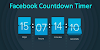 Free Countdown Timer for Facebook Page - Facebook Countdown Clock Timer
