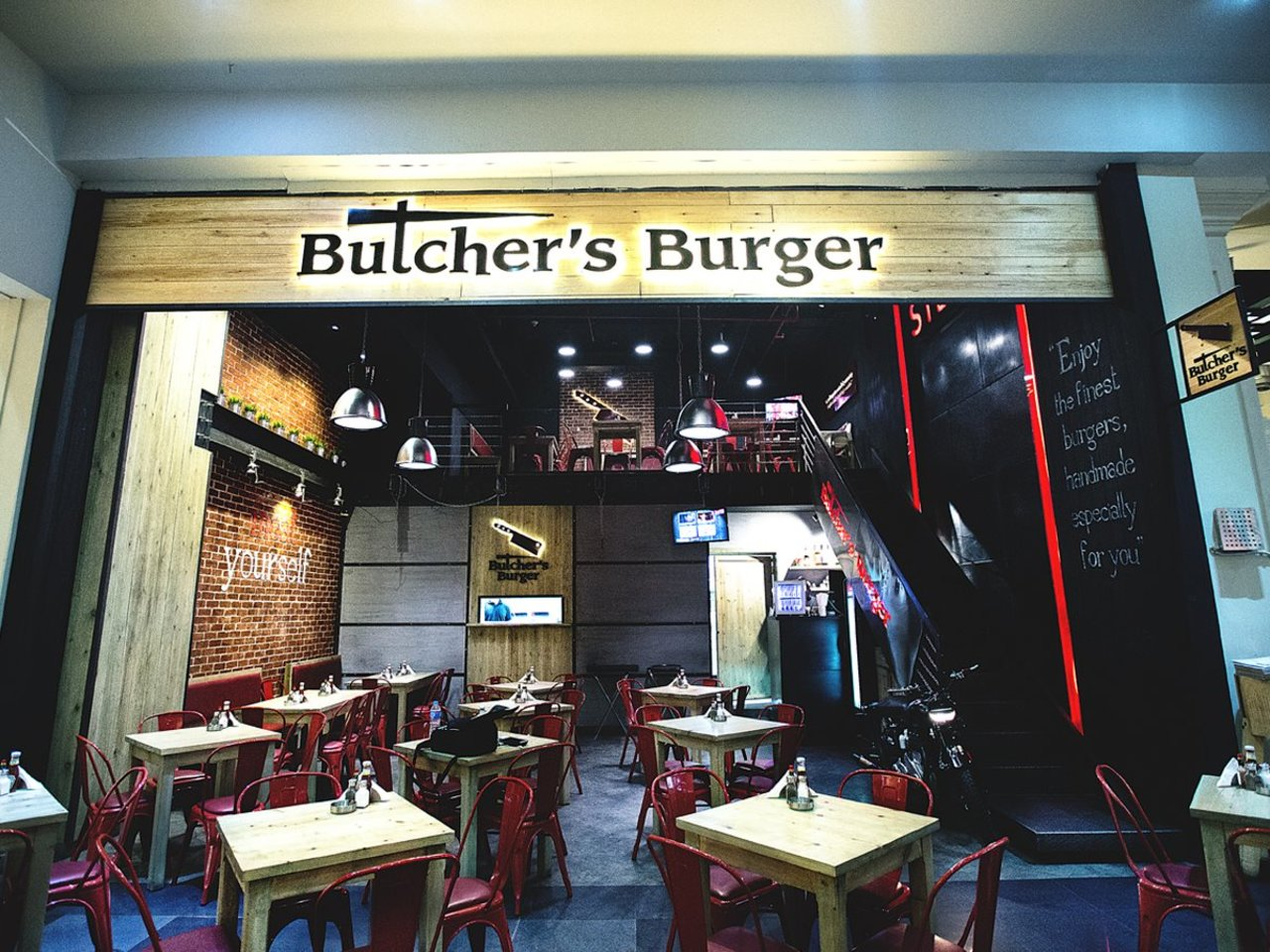 منيو وفروع ورقم مطعم بوتشرز برجر Butcher's Burger menu