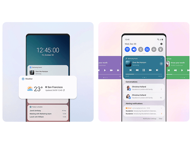 List of Samsung Devices to receive Android 11-based One UI 3.0 with expected release dates