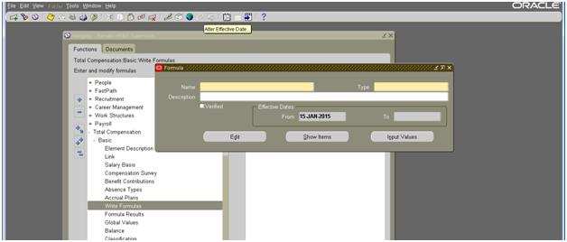 Oracle HRMS World: Absence Management - Basic Setup