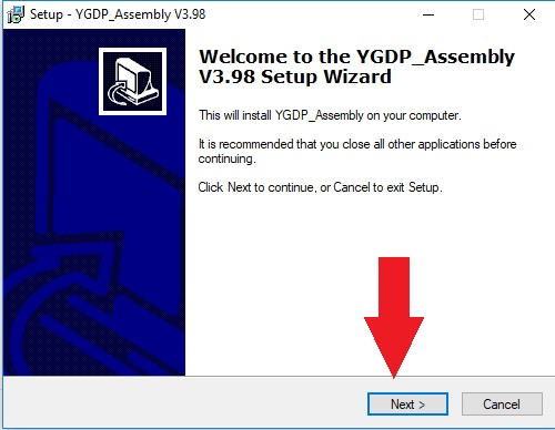 Next Instal YGDP