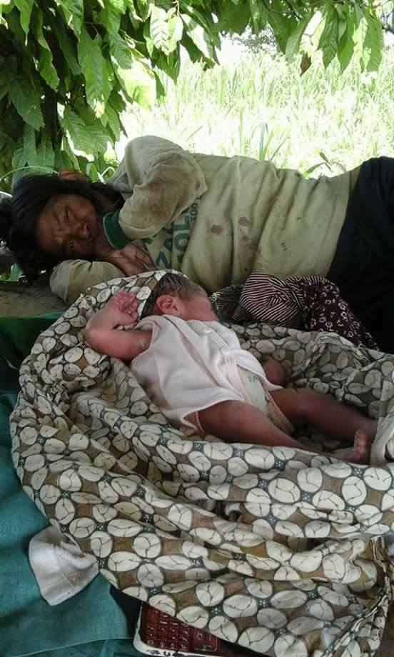 This Mentally-Impaired Woman Gave Birth to Her Baby in The Most Unexpected Way! This Will Prove To Be A Valuable Lesson For All Women!