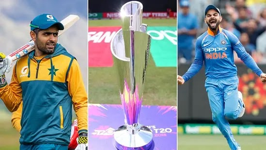ICC T20I World Cup 2021 | Pakistan and India join a group