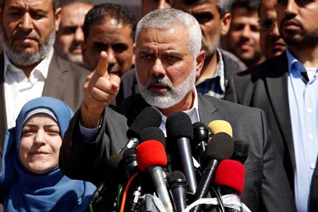 Tegas, Pemimpin Hamas Beberkan Proyek Yahudi di Balik Pernyataan Trump