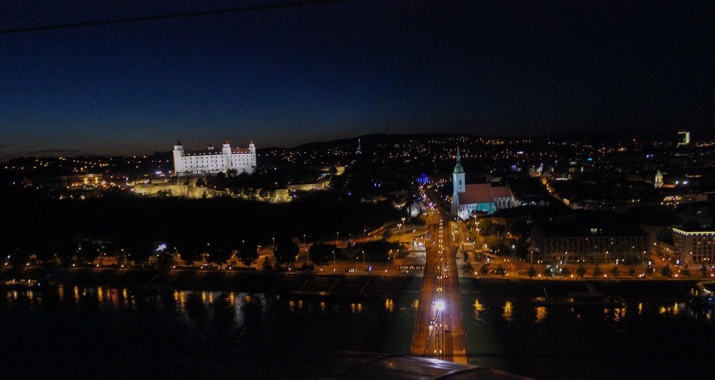 Bratislava UFO Observation Deck