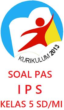 SOAL PAS IPS KELAS 5 SD/MI