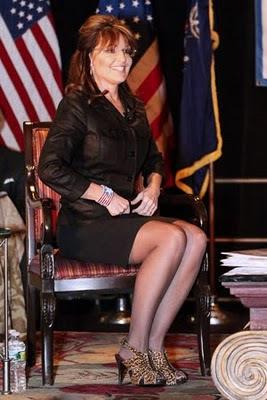 Sarah Palin Stocking 5