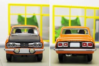 Tomica Limited Vintage   Isuzu Bellett 1600 GT-R