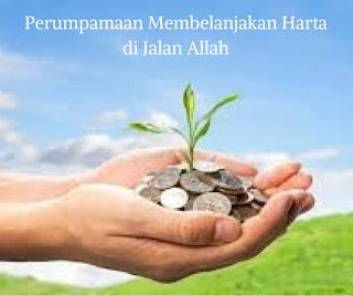 Belanjakan Hartamu di Jalan Allah