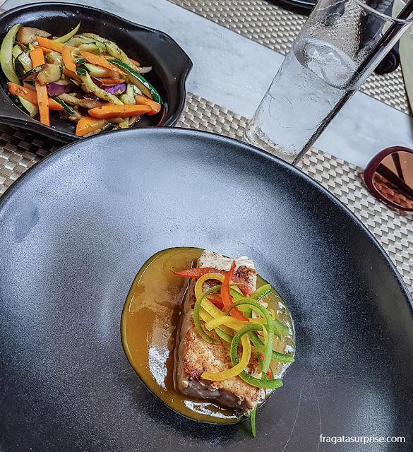 Restaurante Siroco Panamá, no Casco Antiguo da Cidade do Panamá