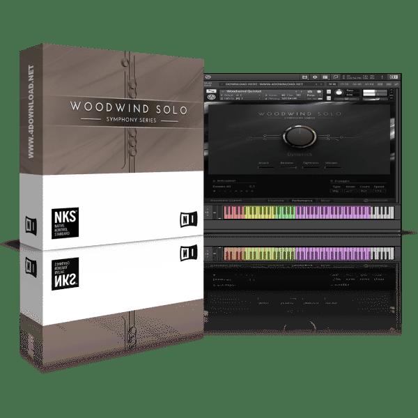 Native Instruments Symphony Series Woodwind Solo KONTAKT Library